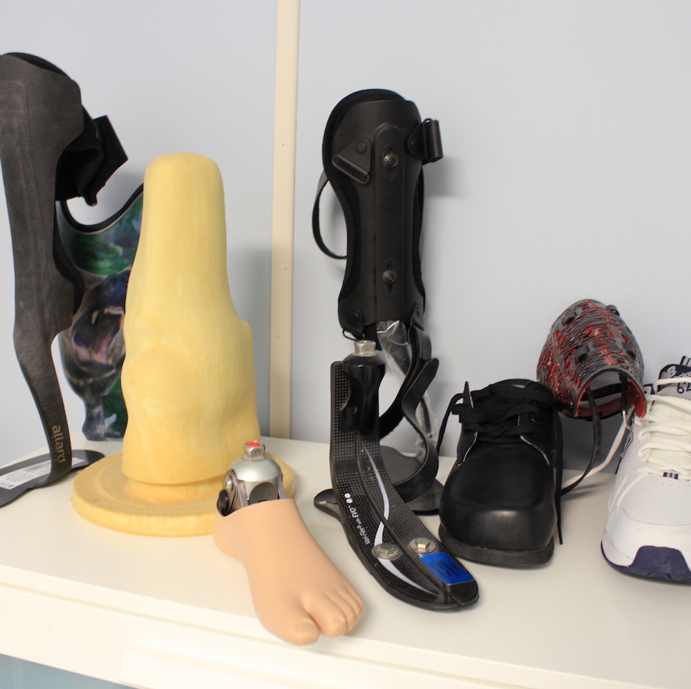 prosthetic and orthotic products